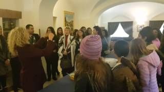 Melody Of The Youth Choir (Maronites Of Cyprus) in Rome,November 2016
