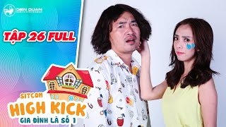 Gia đình là số 1 sitcom | tập 26 full: Thu Trang khóc như mưa vì giận Tiến Luật bê tha, gia dinh la so 1, gia đình là số 1, phim gia đình là số 1, gia đình là số 1 phần 2