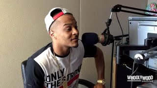 "T.I. Interview With Dj Whoo Kid - Says Travis Scott Is ""Iggy Azalea In A Black Man's Body"""