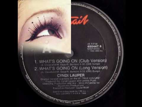 CYNDI LAUPER - WHAT39S GOING ON LONG VERSION - 1986.mpg