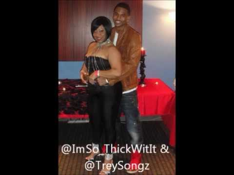 Anticipation 2our Trey Songz FEEDS ME STRAWBERRY'S