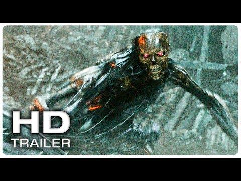 TERMINATOR 6 DARK FATE Trailer #2 Official (NEW 2019) Arnold Schwarzenegger Movie HD