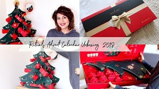 Video Rituals Advent Calendar 2018 Unboxing | 3D Tree With Lights | UK MP3, 3GP, MP4, WEBM, AVI, FLV Oktober 2018