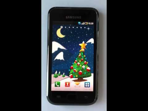 Video of Christmas Magic Live Wallpaper