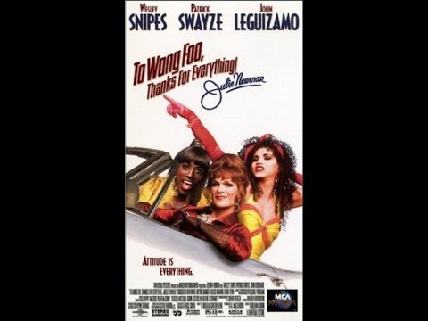 Opening To To Wong Foo, Thanks For Everything, Julie Newmar 1996 VHS
