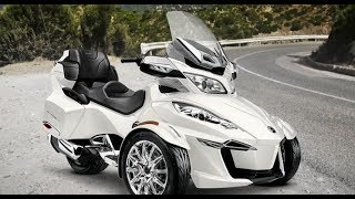 8. Can Am Spyder RT