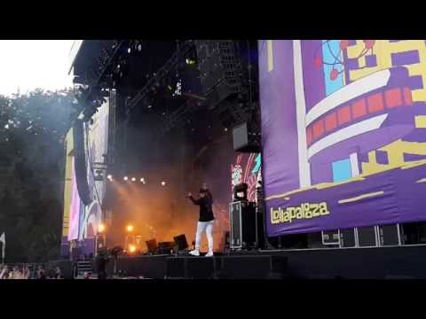 Major Lazer - Light it up - Lollapalooza Berlin 2016 - HandyCam
