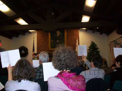 #1 of 2: Smart Meter Opt-out Fees CPUC PPH, San Clemente, CA, 12/18/12