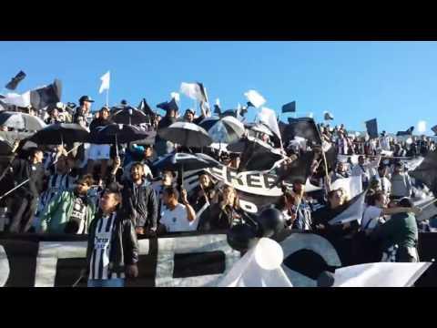 Hinchada de Montevideo Wanderers - Los Vagabundos - Montevideo Wanderers