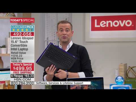 HSN   Lenovo Electronics 04.28.2017 - 12 AM