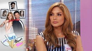 Alma siente celos de Jesus y su Amiga Porque el amor manda Televisa