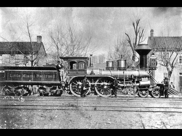 The  Trains  of  Morrow,  Ohio