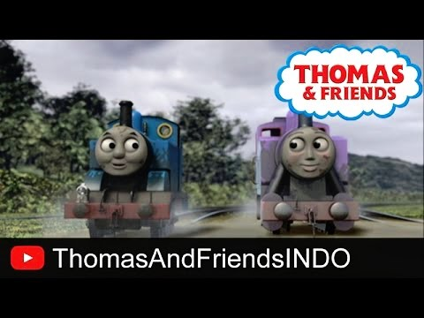 Thomas & Friends Bahasa Indonesia - Full Episode - Splish Splash Splosh