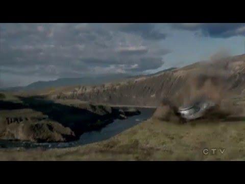 The X-Files S10E01 Roswell Crash Scene