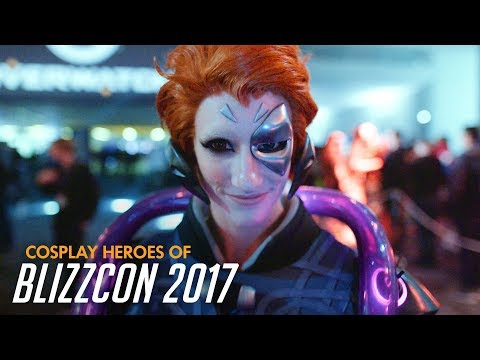 BlizzCon 2017 Cosplay Highlights | Overwatch