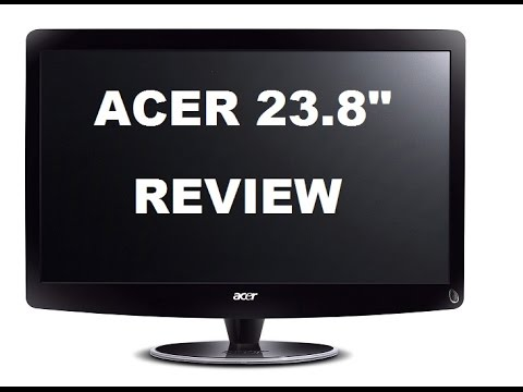 Review Acer Widescreen Monitor R240HY 23.8-Inch IPS HDMI DVI VGA (1920 x 1080)