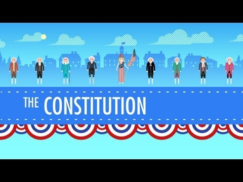 The Constitution, the Articles, and Federalism: Crash Course US History #8