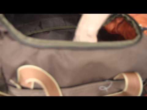 Дорожная сумка Nova Tour «Кэйр 48». Видеообзор.
