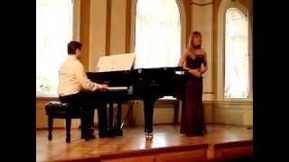 http://instagram.com/goha9020 Pergolesi - Se tu m'a mi - recital dyplomowy Małgorzata Szykuła...