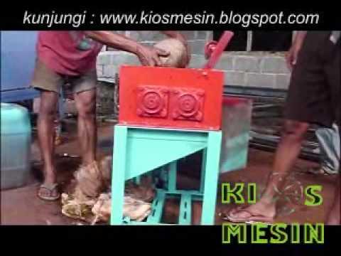 mesin pengupas sabut kelapa helm dari batok kelapa gerai air