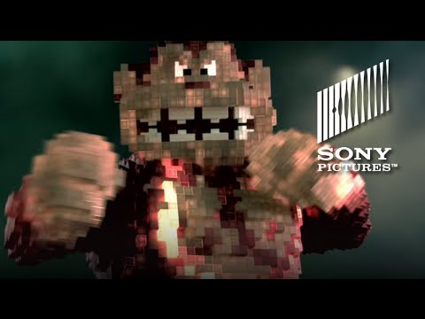 Pixels (Viral Video 'Anthony Davis vs. Donkey Kong')