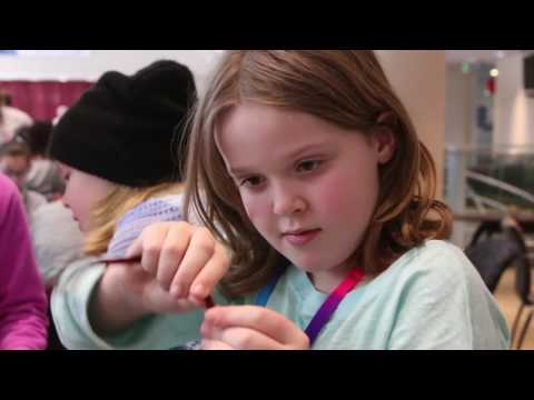 NIPSCO Presents 2017 Introduce a Girl to Engineering Day