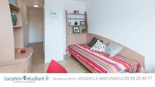 Voisins-le-Bretonneux France  city pictures gallery : Logement Étudiant Voisins Le Bretonneux La Cybelle Arpej