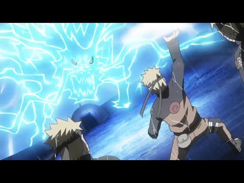 Kirin vs RasenSuriken, Minato prevented pain's attack, Itachi Stopped Fight Between Sasuke & Naruto