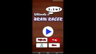 Ultimate Brain Racer (2014) YouTube video