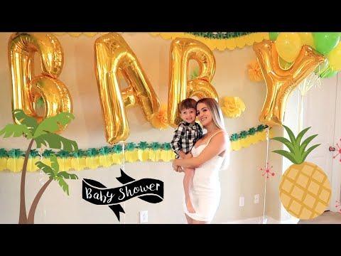 BABY FLOOD BABY SHOWER 2018