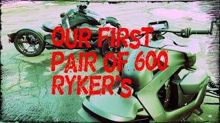 9. 2019 Can-Am Ryker 600