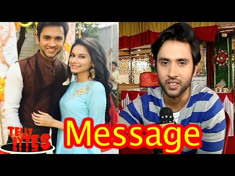 Mishkat Varma has a message for Aneri Vajani