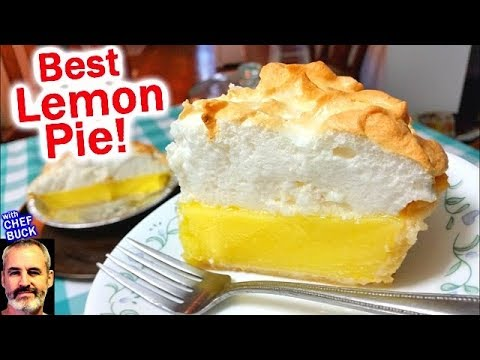 Best Lemon Meringue Pie Recipe ...seriously