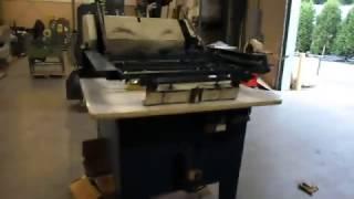 T SHIRT MACHINE