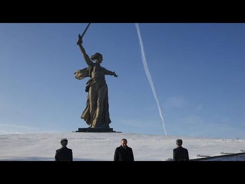Ρωσία: 75 χρόνια από τη νίκη στο Στάλινγκραντ