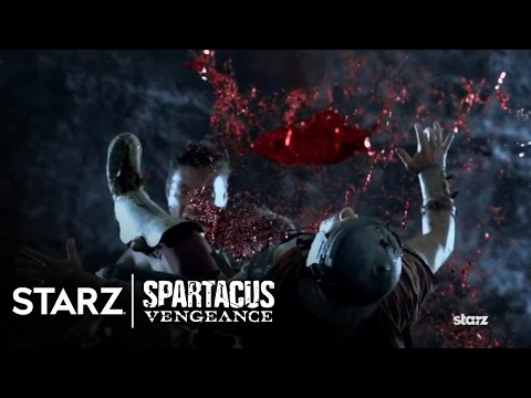 Spartacus: Vengeance 2.10 Preview