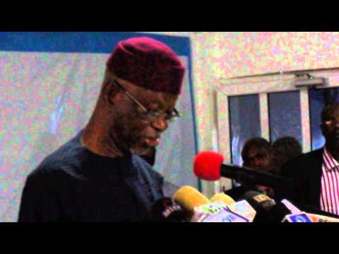 Video:Council Of State Ought Not Be Dragged Into Election Postponement Plot-Oyegun