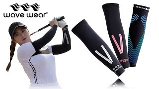 video thumbnail Kinesiology Bio-silicone Taping Forearm Sleeve F1 youtube