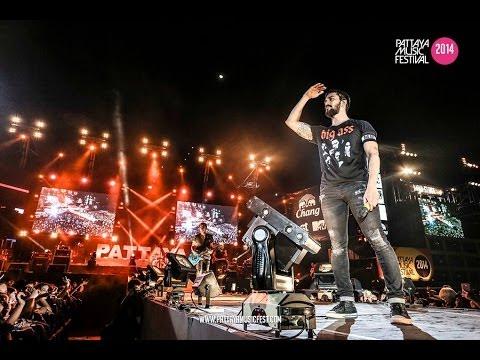 BIG ASS อย่างน้อย    Pattaya Music Festival 2014 Official