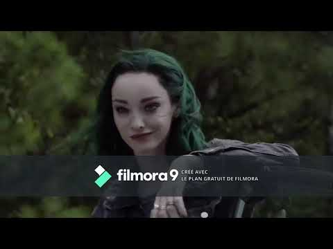 The Gifted / LORNA Dane ( POLARIS) all scenes of  her powers ( S1)