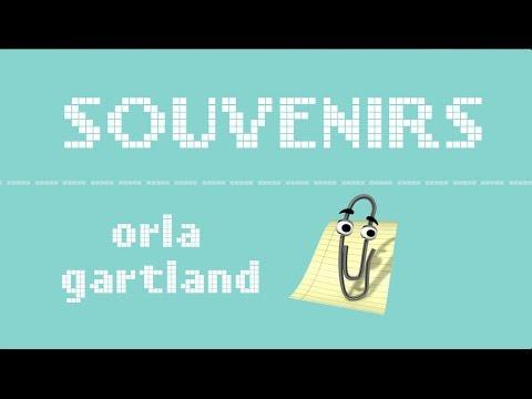 Orla Gartland - Souvenirs lyrics