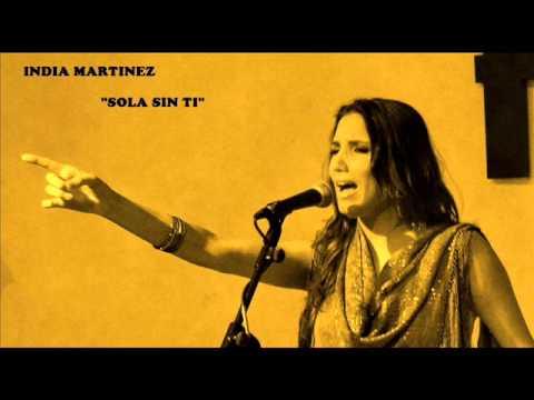 Tekst piosenki India Martínez - Solo sin ti po polsku