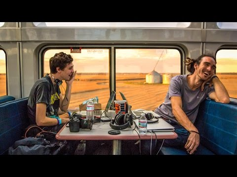 Train - DAY 629 // 28TH OCTOBER 2014 Follow.. Ben https://www.youtube.com/user/benbrown100 Will http://youtube.com/willdarbyshirefilm Nick http://www.youtube.com/nickmillerza Ange ...