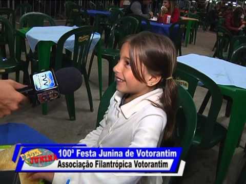 100ª Festa Junina de Votorantim - Associação Filantrópica Votorantim