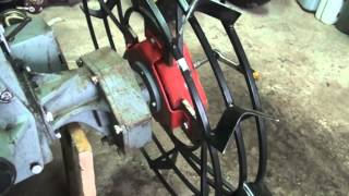 Мотор Сич на 700-х грунтозацепах, часть 2