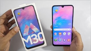 Samsung Galaxy M30 Unboxing & Overview