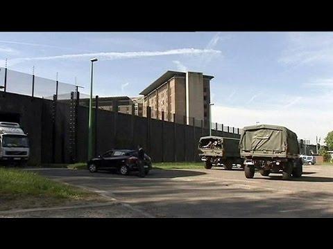 Βέλγιο: Τη συνδρομή του στρατού στις φυλακές ζήτησε η κυβέρνηση