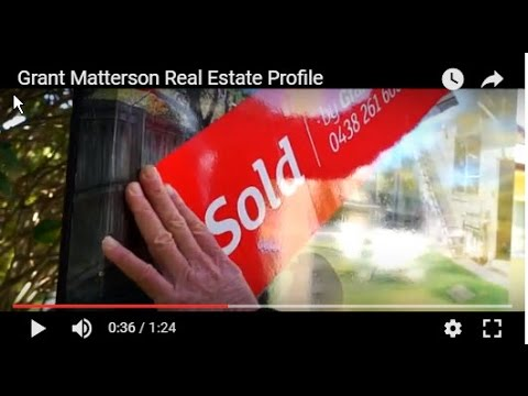 Grant Matterson Real Estate Profile