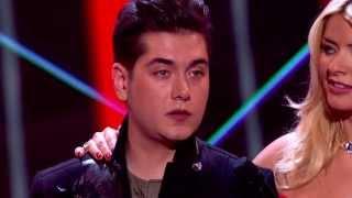 "Karl Michael - ""A Thousand Years""  The Voice U.K Quarter Finals [HD]"