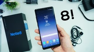 Video UNBOXING SAMSUNG GALAXY NOTE 8 INDONESIA! MP3, 3GP, MP4, WEBM, AVI, FLV November 2017